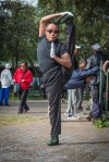 Beijing-local-man-doing-stretching-exercises-in-Temple-of-Heaven-park-China
